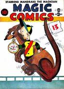 Magic Comics Vol 1 3