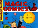 Magic Comics Vol 1 43