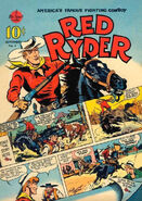 Red Ryder Comics Vol 1 1
