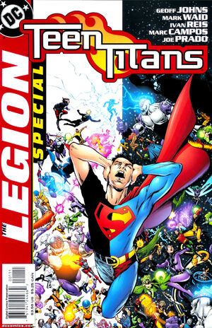 Teen Titans Legion Special Vol 1 1