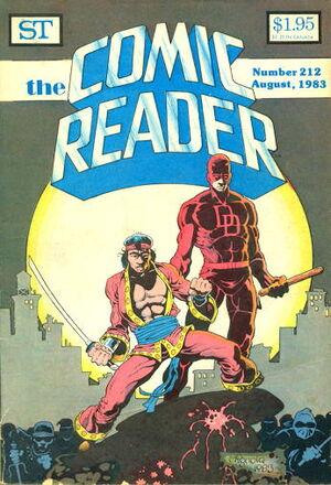 The Comic Reader Vol 1 212