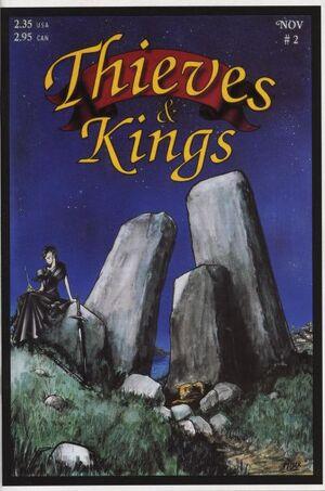 Thieves & Kings Vol 1 2