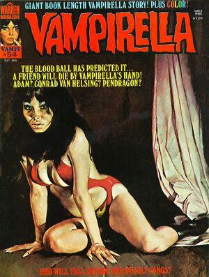 Vampirella Vol 1 54