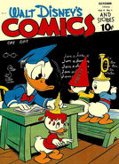 Walt Disney's Comics and Stories Vol 1 37