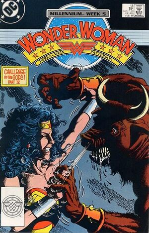 Wonder Woman Vol 2 13