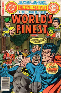 World's Finest Comics Vol 1 253