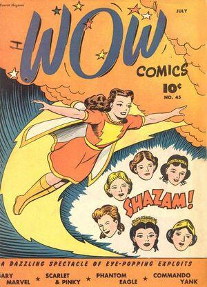 Wow Comics Vol 1 45