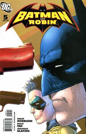 Batman and Robin Vol 1 5