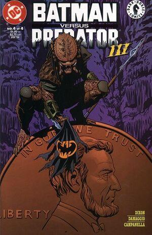 Batman versus Predator Vol 3 4