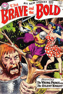 Brave and the Bold Vol 1 22
