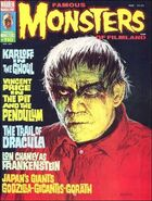 Famous Monsters of Filmland Vol 1 110