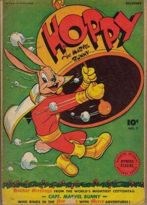 Hoppy the Marvel Bunny Vol 1 7