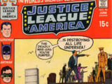 Justice League of America Vol 1 90
