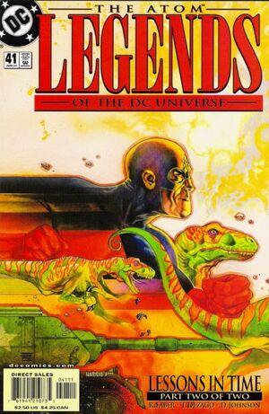 Legends of the DC Universe Vol 1 41