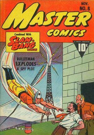 Master Comics Vol 1 8