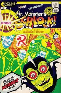 Mr. Monster's Hi-Shock Schlock Vol 1 1