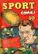 Sport Comics Vol 1 4