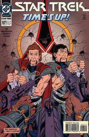 Star Trek (DC) Vol 2 57
