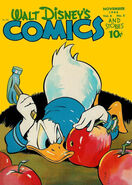 Walt Disney's Comics and Stories Vol 1 62