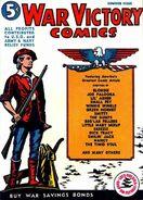 War Victory Comics Vol 1 1