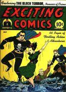 Exciting Comics Vol 1 11