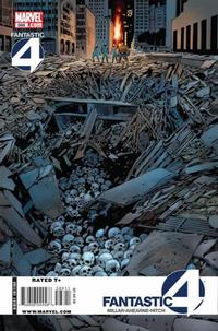 Fantastic Four Vol 1 568