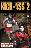 Kick-Ass Vol 2 5 Variant 2