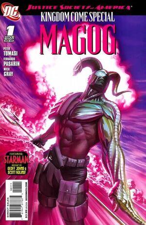Kingdom Come Special Magog Vol 1 1