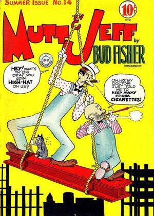 Mutt & Jeff Vol 1 14