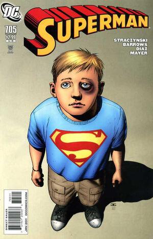 Superman Vol 1 705