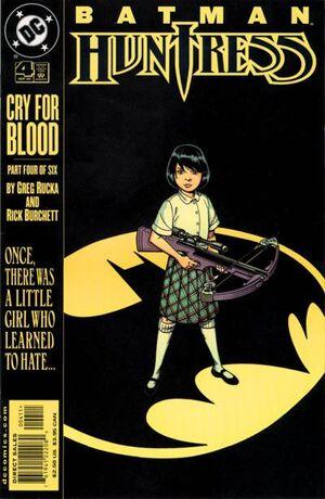 Batman Huntress Cry for Blood Vol 1 4