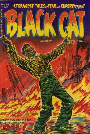 Black Cat Mystery Comics Vol 1 44