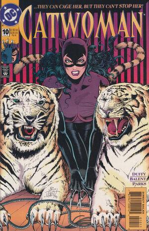 Catwoman Vol 2 10
