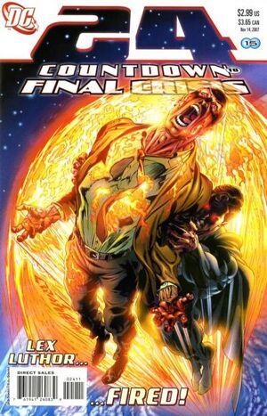 Countdown to Final Crisis Vol 1 24