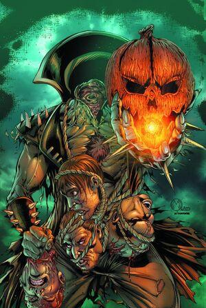 Grimm Fairy Tales Presents Sleepy Hollow Vol 1 2-PA