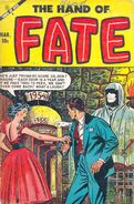 Hand of Fate (1951) Vol 1 22
