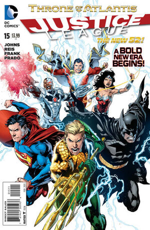 Justice League Vol 2 15