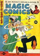 Magic Comics Vol 1 51