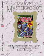 Marvel Masterworks Vol 1 169
