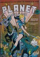 Planet Comics Vol 1 21