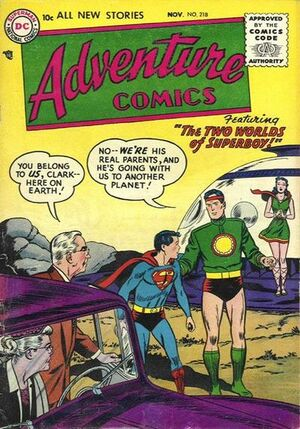 Adventure Comics Vol 1 218