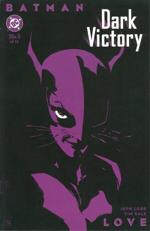 Batman Dark Victory Vol 1 5