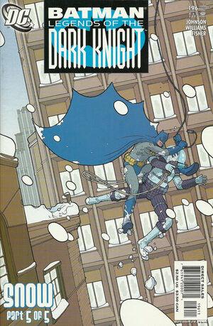 Batman Legends of the Dark Knight Vol 1 196