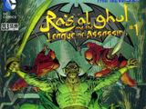 Batman and Robin Vol 2 23.3: Ra's al Ghul and the League of Assassins