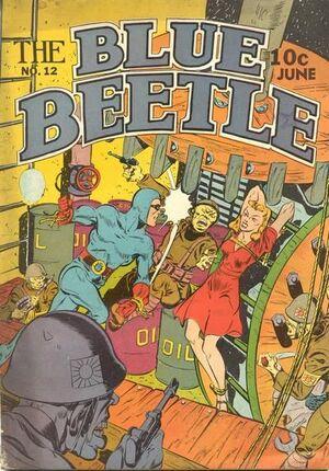 Blue Beetle Vol 1 12