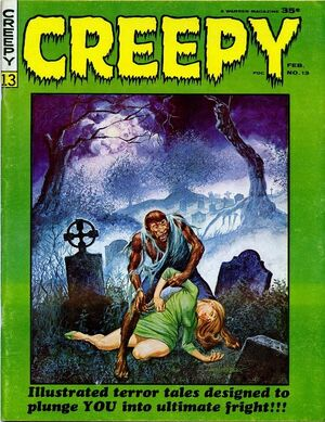 Creepy Vol 1 13