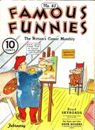 Famous Funnies Vol 1 43