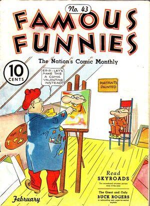 Famous Funnies Vol 1 43