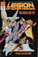Legion of Super-Heroes Vol 3 36