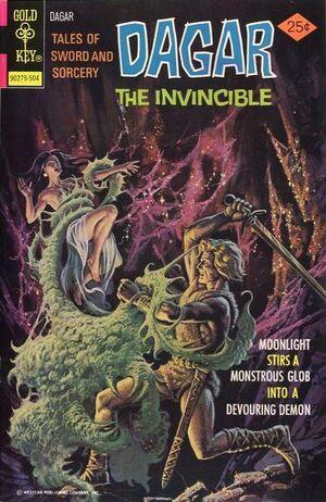 Tales of Sword and Sorcery Dagar the Invincible Vol 1 11